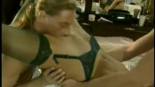 Slut Looks Great In Sexy Dp