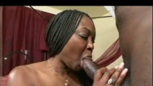 This Ebony Mature Just Right No Banging Complaints At