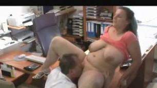 Office Fuck Pussy Licking
