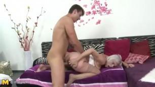 Creampie Mature Woman Penelope Scene