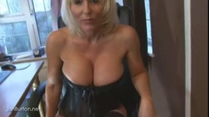 Mom Jan Burton Is An Camgirl Pov