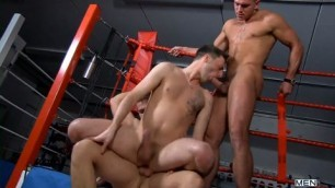 Lock Stock Cock part 1 Paddy OBrian Paul Walker Riley Tess MAN