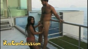 Rio Beach sweet pleasure Girl Jenifer