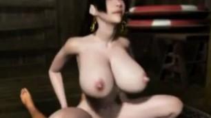 3D Hentai Action cartoon japanese asian and hot porn