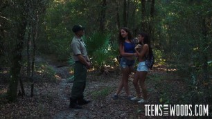 Teens In The Woods Michelle Martinez Hazed Glazed E03