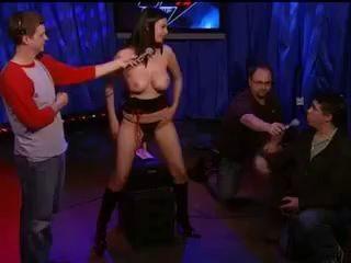 Cute Tera Patrick Rides The Sybian Hot