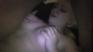 Cumshot Eating Blonde Federica