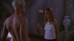 Sarah Michelle Gellar Buffy Fuck Scenes Compilation