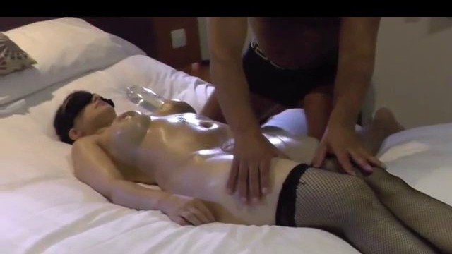 Wife force husband to fuck her