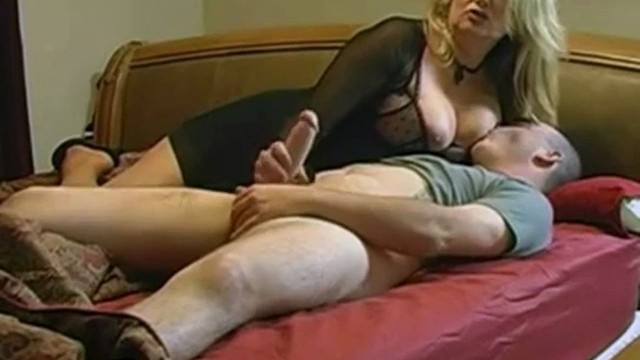 sexy blond having sex