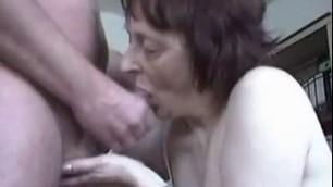 Granny swallow catie compilation
