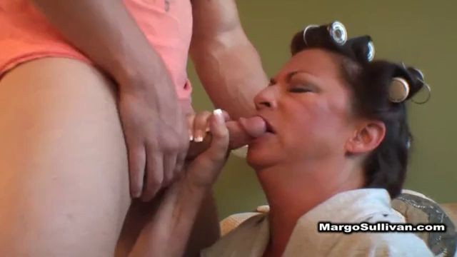 Margo Sullivan Cum Mouth