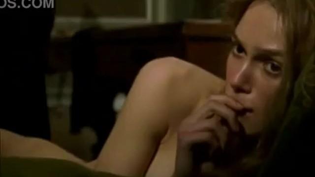 Strange keira knightley lesbian sex scene