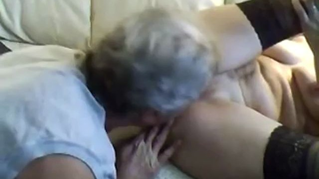 Step Dad Home Early and Licks My pussy babe and anal