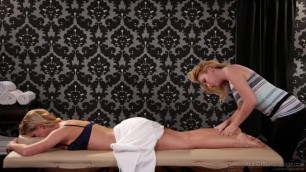Cherie DeVille Samantha Rone Fighting With Mommy Passionate Massage
